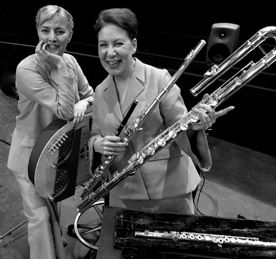 Duo Flute / Kantele