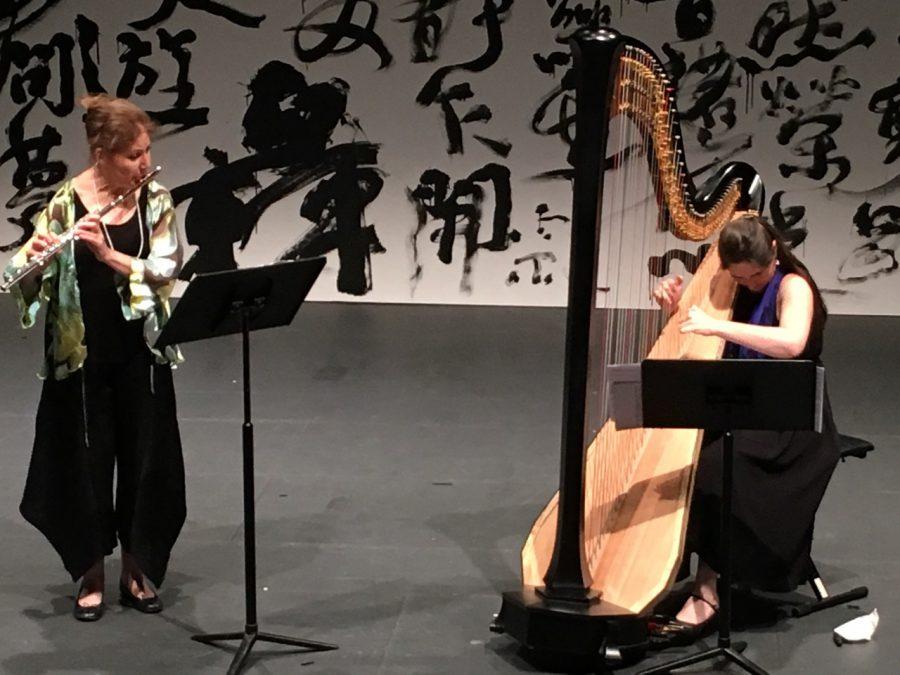 Duo Flute/Harp